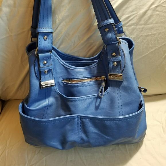 Tyler Rodan Bags Blue Shoulder Bag Poshmark